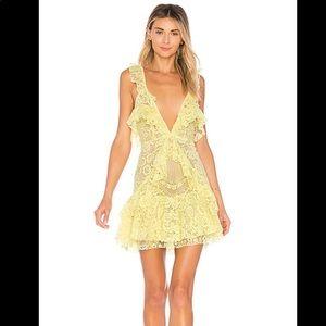 For love and lemons Tati lace minidress